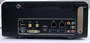 silent computer, e-fect, operator station, abb certified, 800xa, fect, desk station,